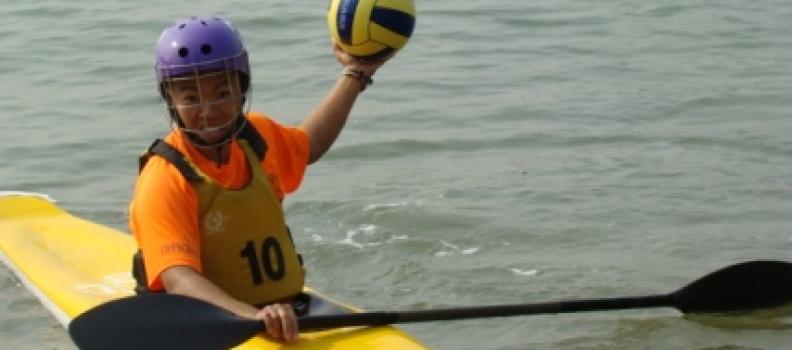 初級獨木舟水球球員訓練班
