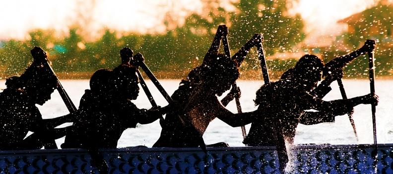 龍舟(傳統艇)舵手證書