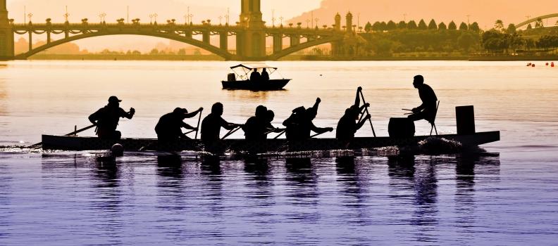 一級龍舟(傳統艇)教練證書